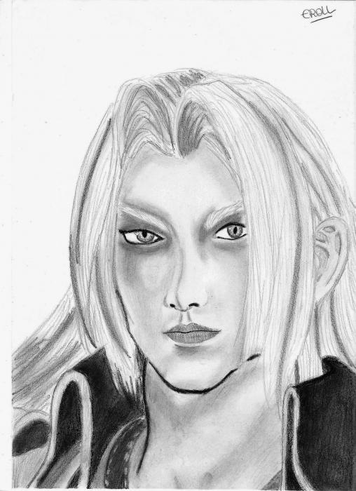 Final Fantasy by Eroll